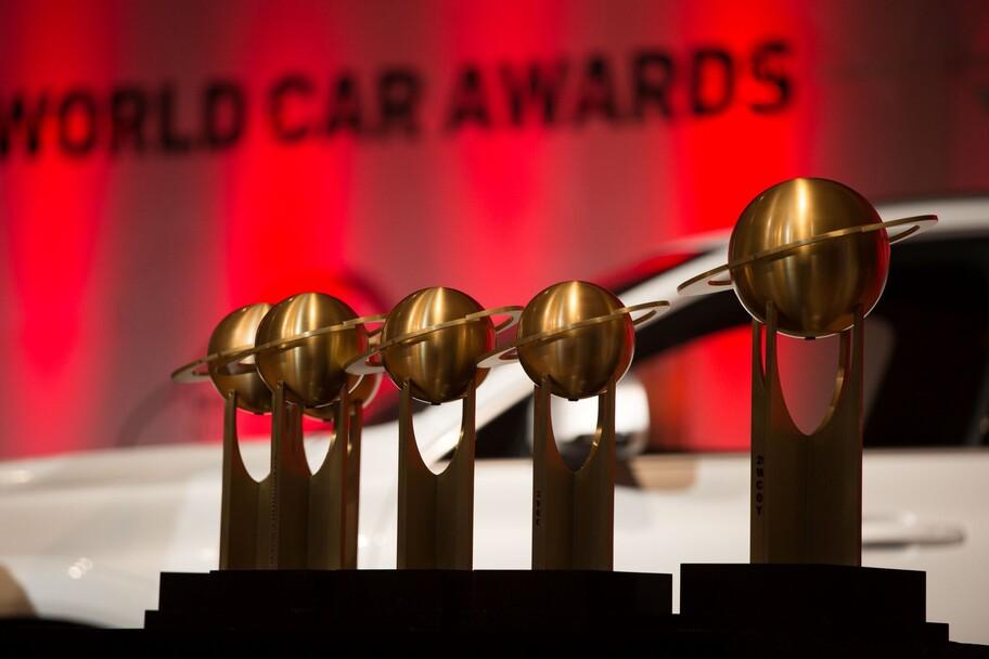 Estos son los finalistas al World Car of the Year 2021