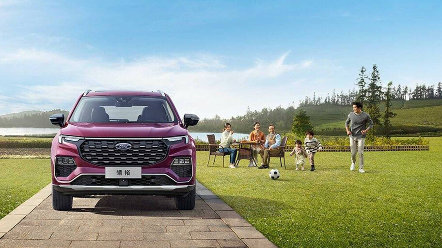 Ford Equator 2022, un SUV de siete plazas que tendría cabida en México