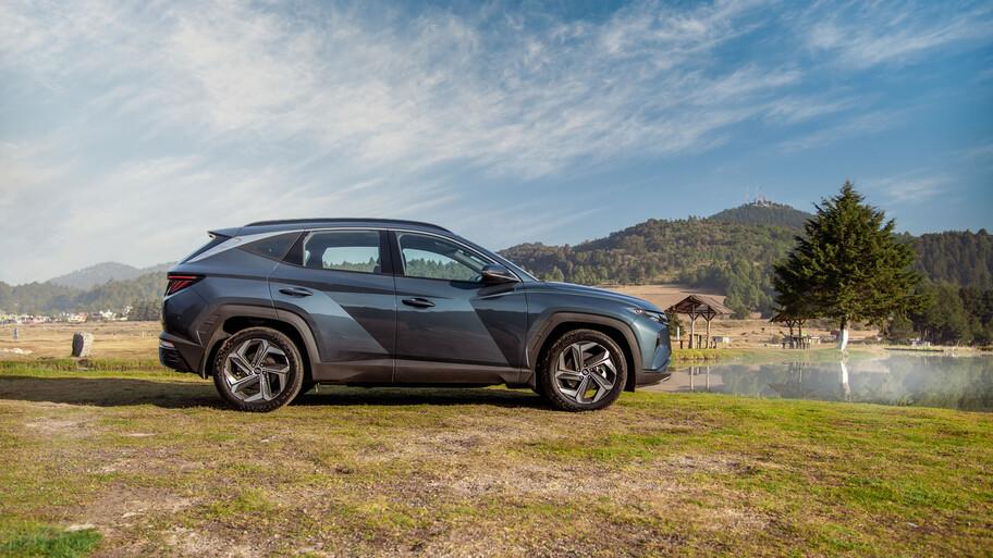 Hyundai Tucson 2022 a prueba, diseño disruptivo y mucho equipamiento