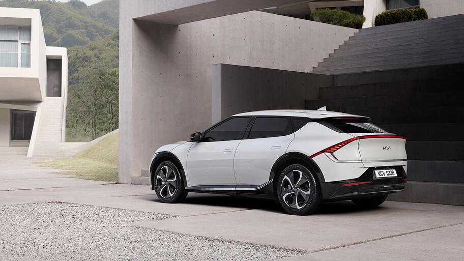 KIA EV6, conoce al primer vehículo 100% eléctrico de la marca