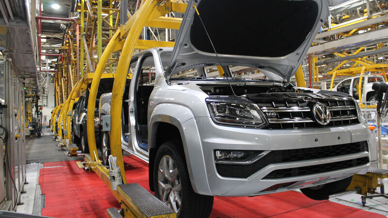 Volkswagen Argentina duplicará la producción de la Amarok