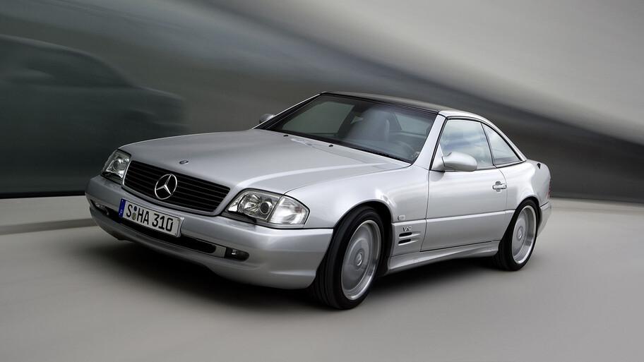 Mercedes Benz quiere revivir la denominación AMG 73