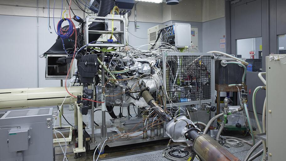 Nissan alcanza el 50 por ciento de eficiencia térmica en un motor de combustión