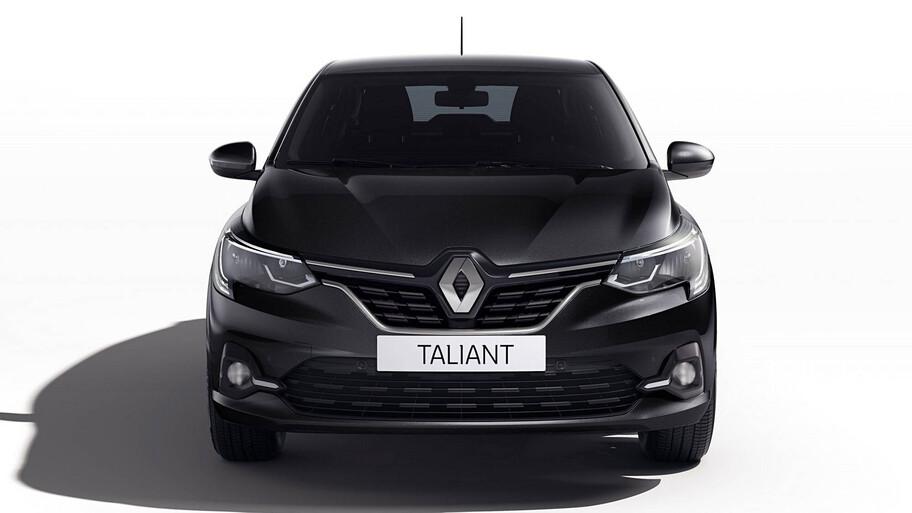 Renault Taliant, el sedán que reemplazaría al Logan en México