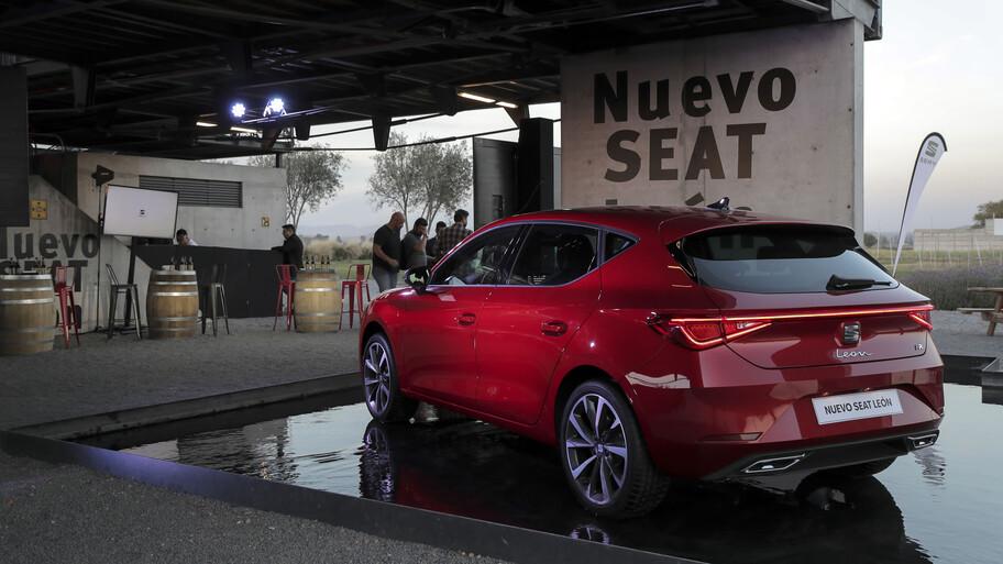 SEAT León 2021 primer contacto, mucha tecnología de conectividad y gran manejo