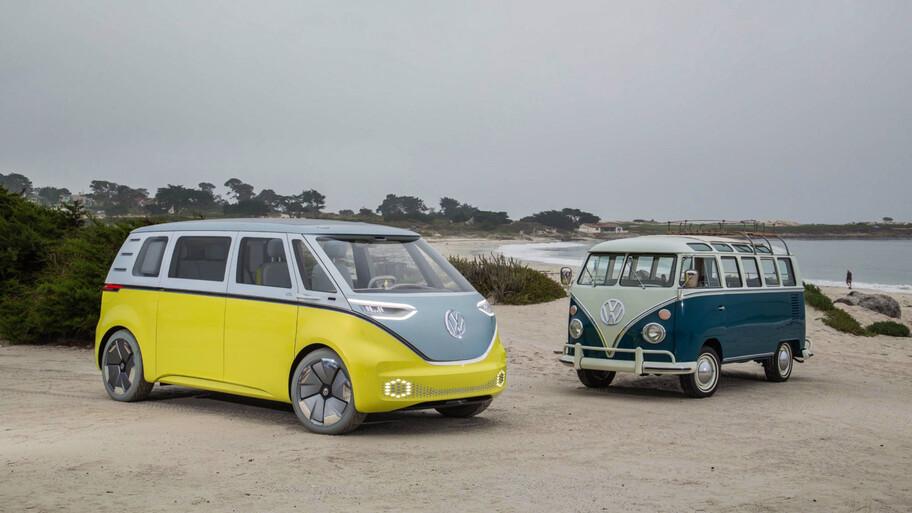 Volkswagen promete que sus vans, incluida la Combi, ofrezcan conducción autónoma