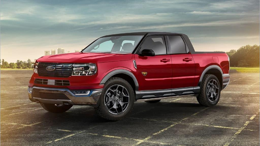 Ford Maverick Pick-Up 2022