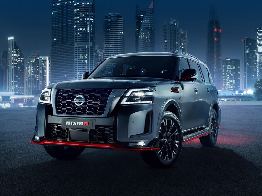 Nissan Armada Nismo 2021: la monumental SUV recibe una dosis de deportividad