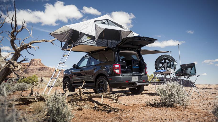 Ford Bronco anuncia programa adicional de accesorios 4x4