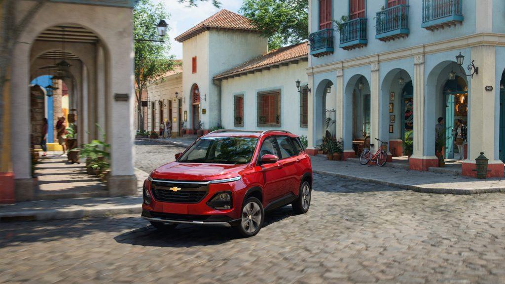 Chevrolet Captiva 2022: precios y versiones en México