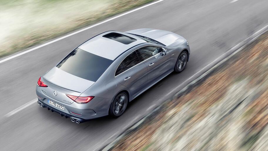 Mercedes-Benz renueva al CLS 2022, presume nueva cara y equipamiento