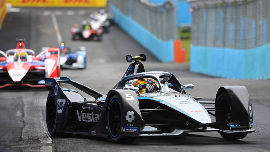 Mercedes y Jaguar son protagonistas en la cuarta fecha de la Fórmula E 2021