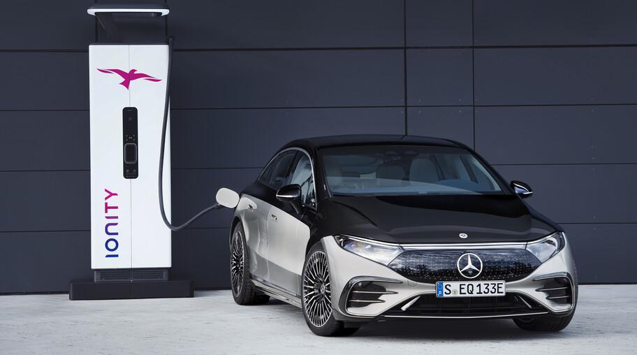 Mercedes-Benz EQS, una experiencia multisensorial de la movilidad eléctrica