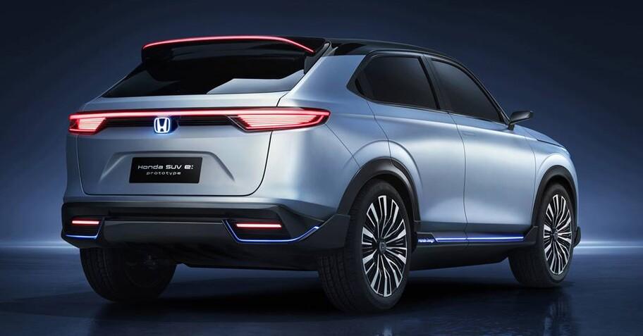 Honda SUV e:prototype: la CR-V eléctrica que está a nada de estar a la venta