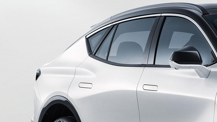 Ford Evos, el sustituto del Fusion es un extravagante y atractivo crossover