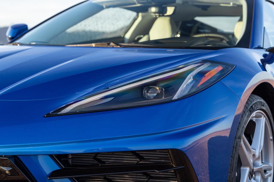 Nuevo Chevrolet Corvette C8 Z06 tiene el motor V8 de aspiración natural más poderoso del mundo