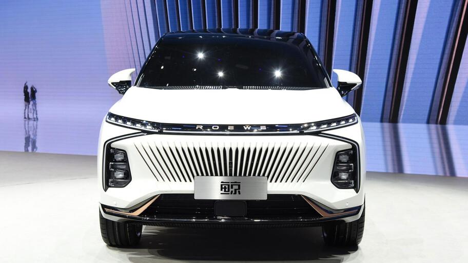 Roewe Jing Concept, la base para una nueva SUV global deMG