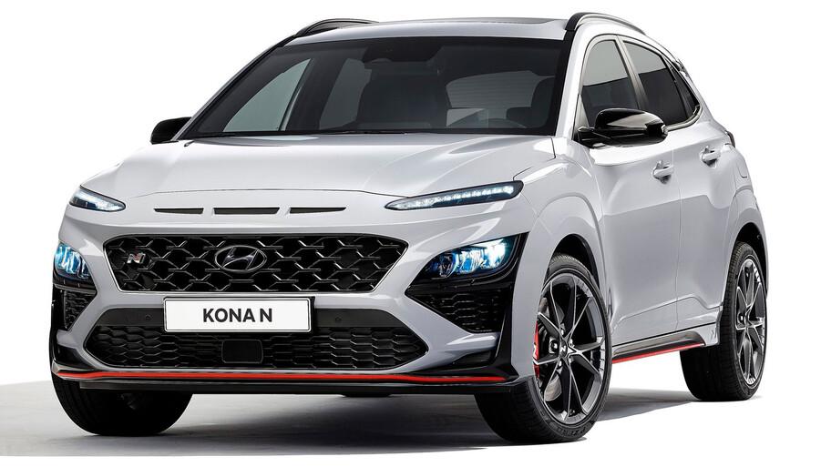 Hyundai Kona N 2022, un crossover deportivo que moriríamos por tener en México