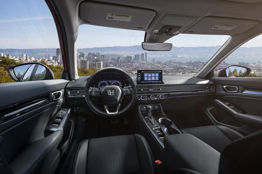 Honda Civic 2022: con un diseño más sencillo, pero una notable evolución en tecnología y desempeño