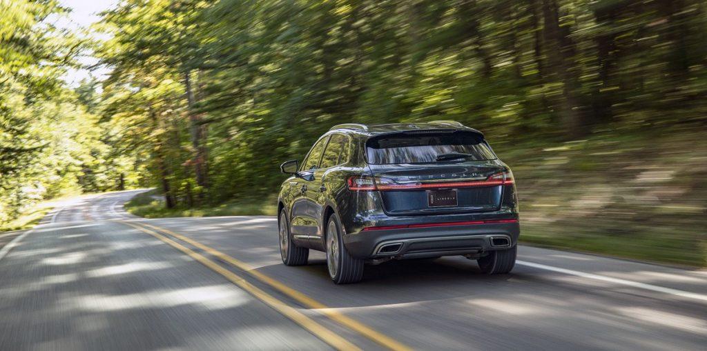 Lincoln Nautilus 2021: precios y versiones en México