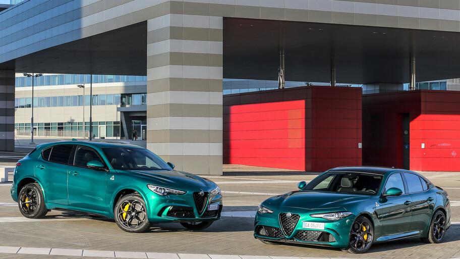 Alfa Romeo apunta seriamente hacia la electrificación, reemplazarán la plataforma Giorgio