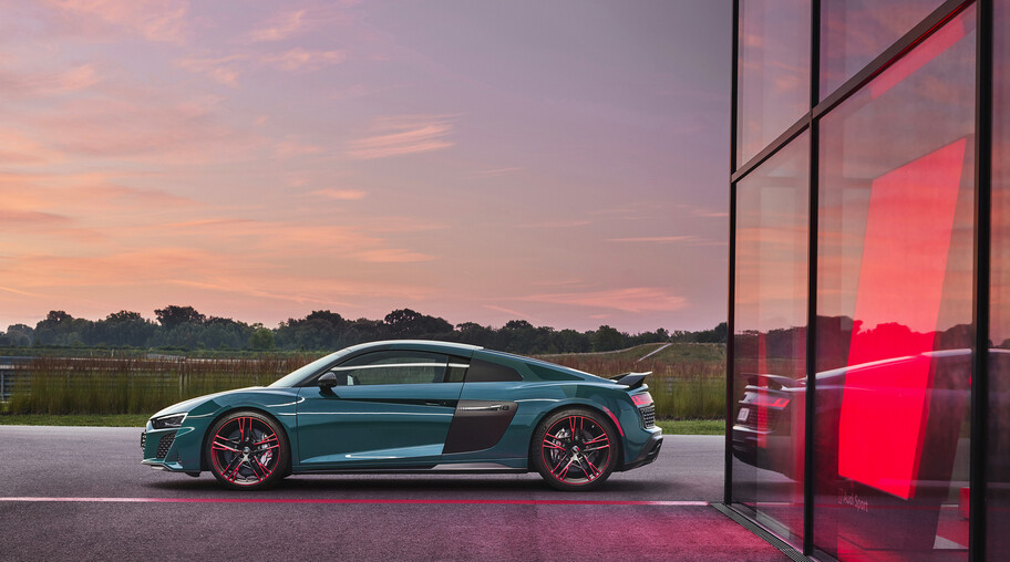 Audi R8 Green Hell 2021 llega a México, serán solo 6 los afortunados en tenerlo