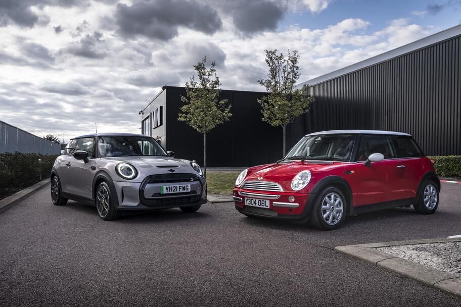 BMW Group celebra 20 años de producir autos MINI en Oxford y Swindon