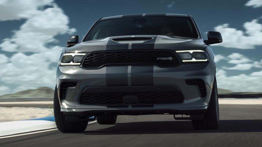 Dodge Durango SRT Hellcat 2021 llega a México, músculo americano en presentación familiar