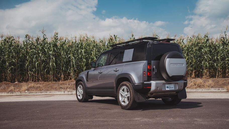 El Land Rover Defender es el World Car Design of the Year 2021