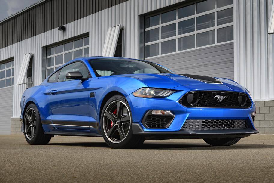 Ford Mustang fue el auto deportivo más vendido en el mundo en 2020