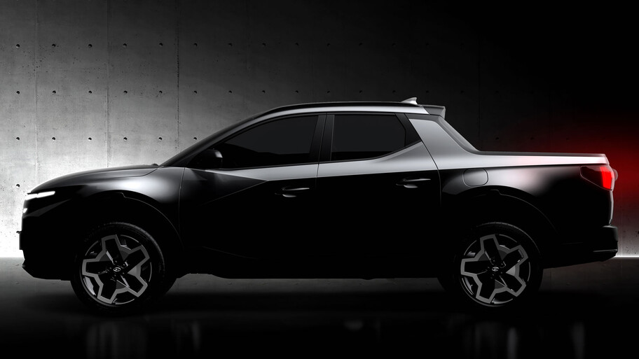 Hyundai Santa Cruz 2022, así es la primera pick up de la marca
