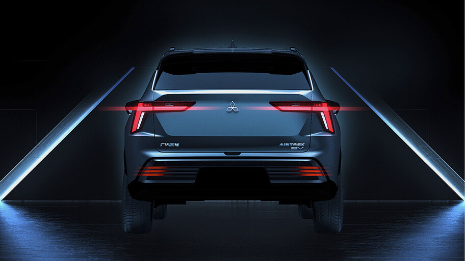 Mitsubishi Airtrek, la primera SUV eléctrica de la marca, sólo se venderá en China