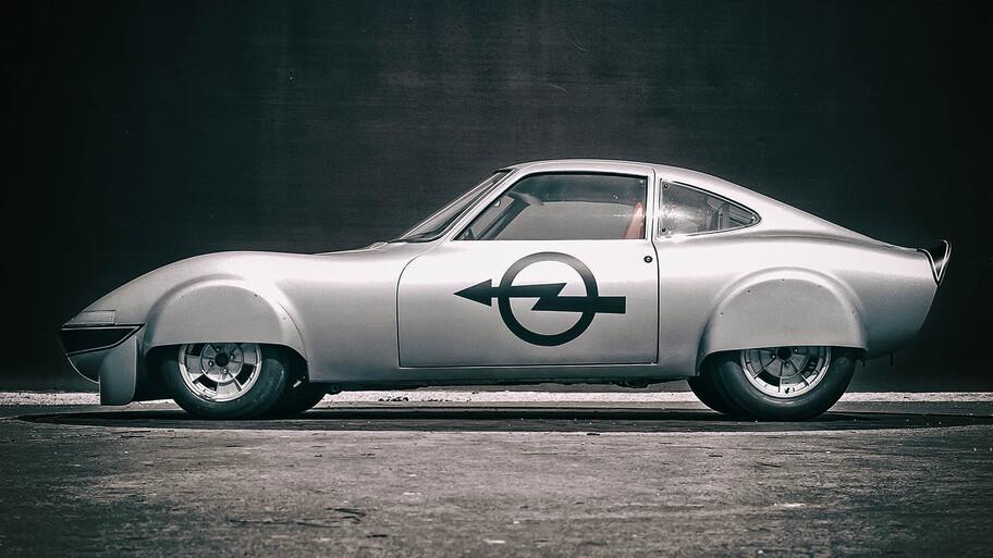 Opel Elektro GT, a 50 años del eléctrico que conquistó todos los récords posibles