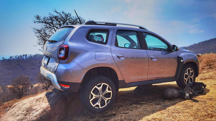 Renault Duster 2021, manejamos la versión turbo y es brillante
