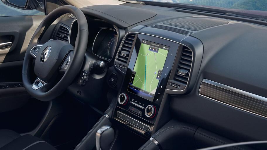 Renault Koleos 2021 llega a México, la elegante SUV se renueva con más tecnología