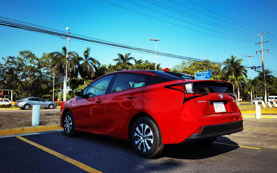 Toyota Prius ¿cuánto consume en carretera?
