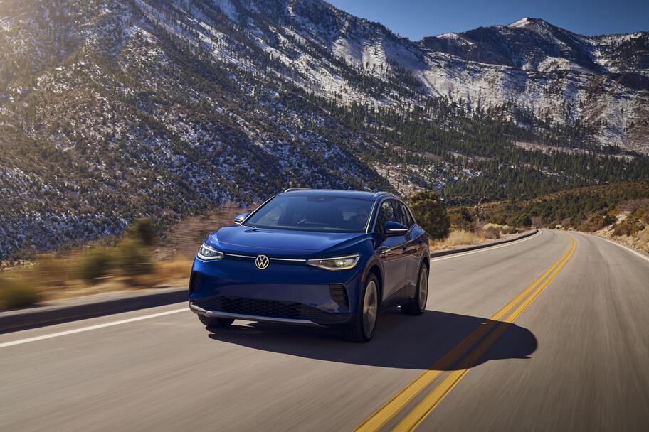 Volkswagen ID.4 registra una autonomía superior a 410 kilómetros, según la EPA