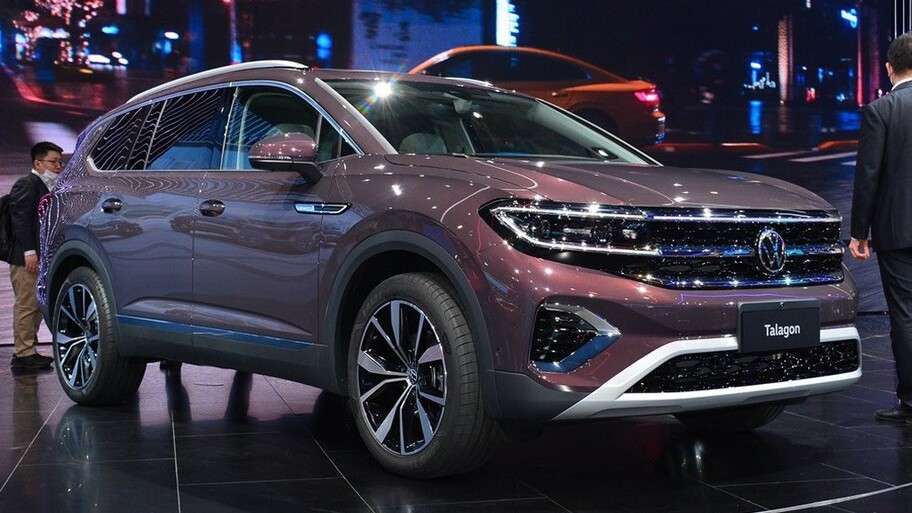 Volkswagen Talagon: este SUV del tamaño de la Cadillac Escalade es exclusivo para China