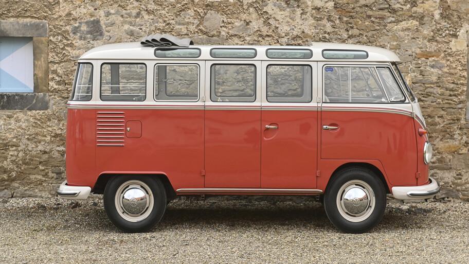 Volkswagen Samba, una viajera incansable que llegó para quedarse