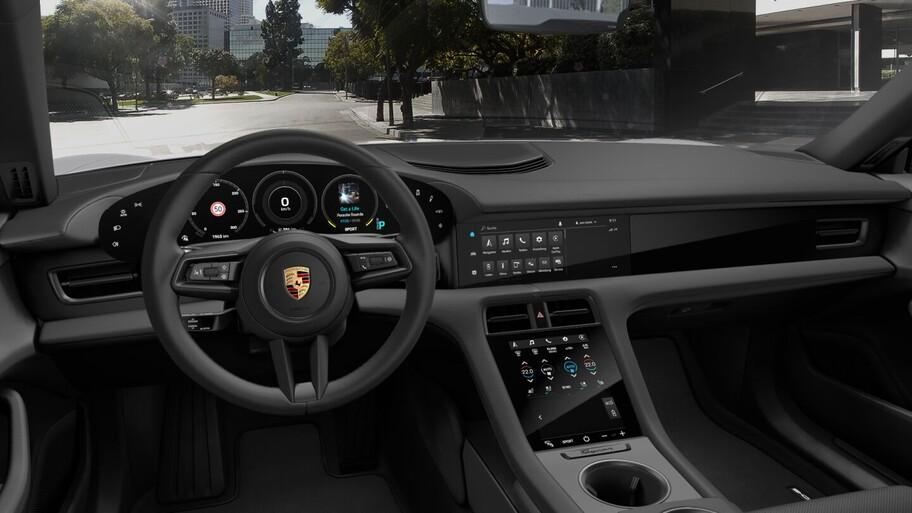 Porsche Taycan llega a México, la versión base registra más de 460 hp