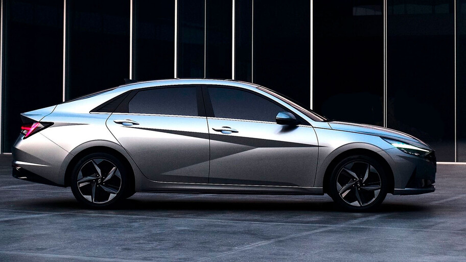 Hyundai confirma a llegada del nuevo Elantra 2022 a México
