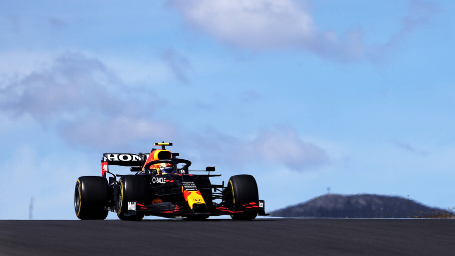 Hamilton gana en el GP de Portugal 2021, pero Checo Pérez es el piloto del día