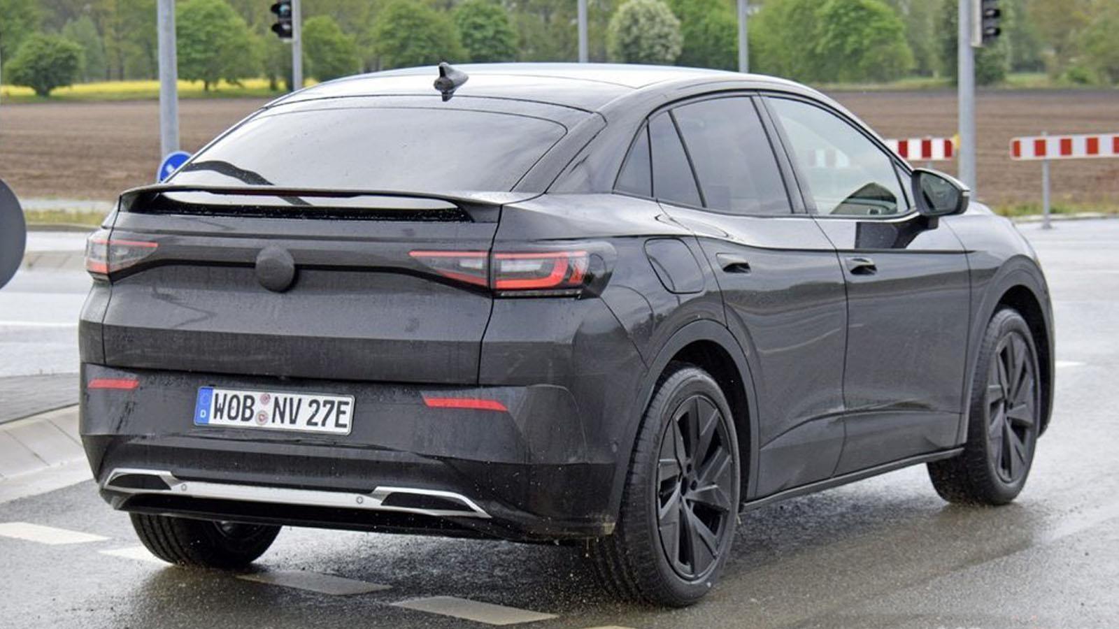 Volkswagen ID.5, un SUV Coupé 100% eléctrico viene en camino