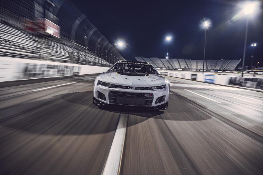 Chevrolet Next Gen Camaro ZL1 es el nuevo auto de carreras para la NASCAR 2022