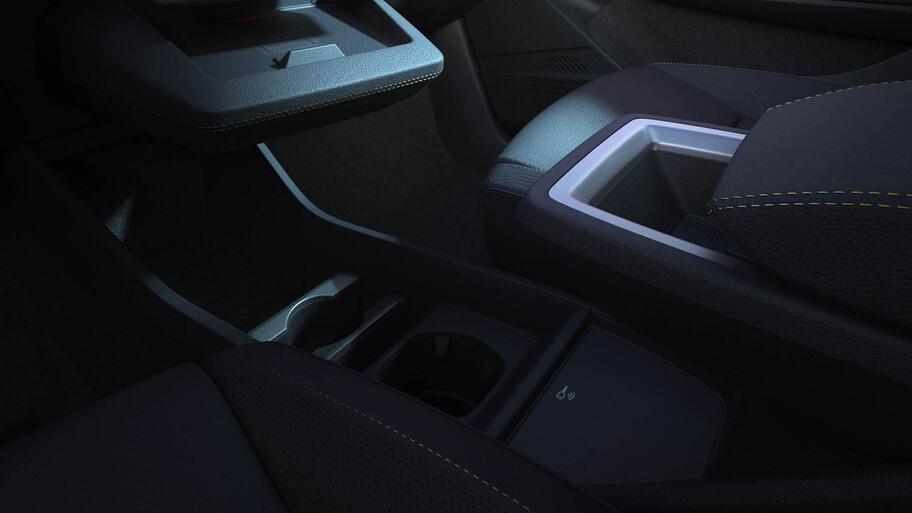 Renault Megane EV, la marca francesa libera los primeros teasers