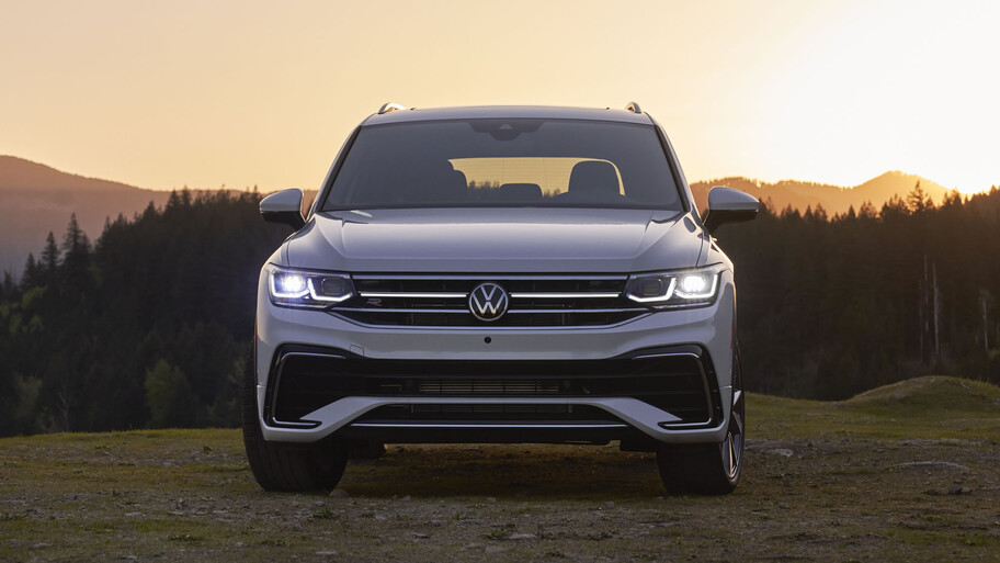 Volkswagen Tiguan 2022, ligera actualización y más equipamiento