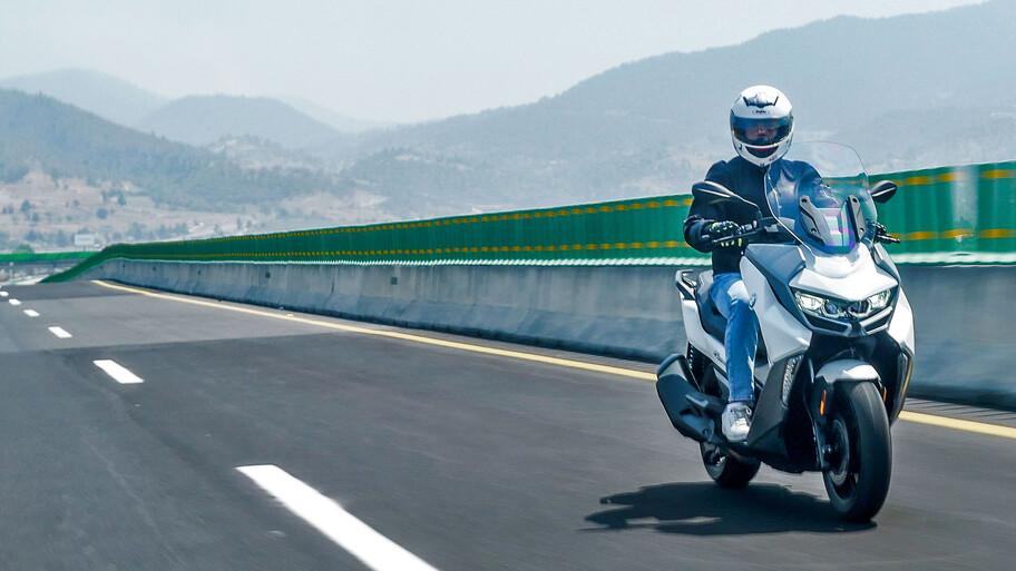 BMW C 400 GT, ideal para la ciudad y preparada para la carretera