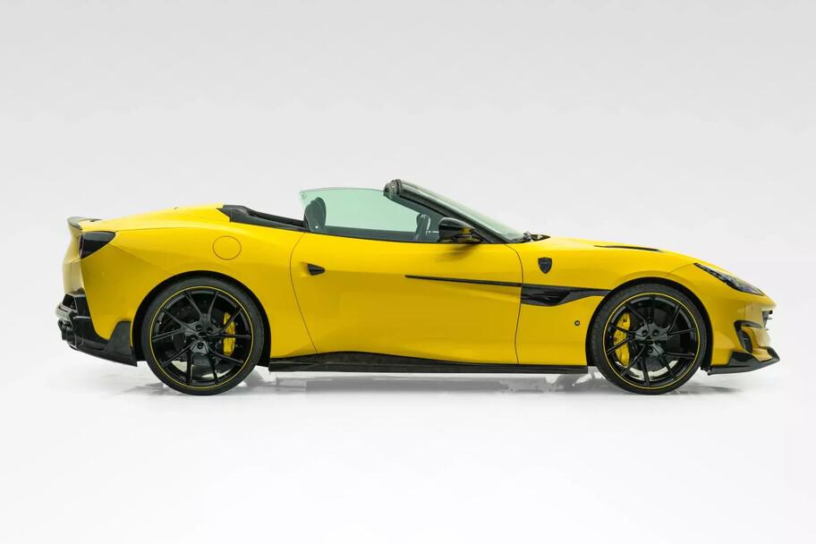 Ferrari Portofino por Mansory: mucha fibra de carbono y demasiada potencia