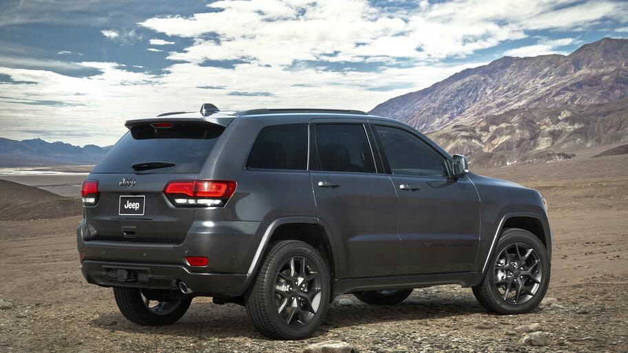 Jeep Grand Cherokee Edición Especial 80 Aniversario 2021 llega a México, merecido reconocimiento