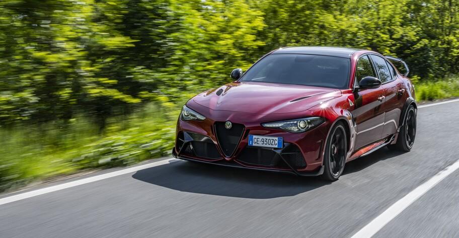 Alfa Romeo Giulia GTA: más brutal y más atractivo que la versión Quadrifoglio